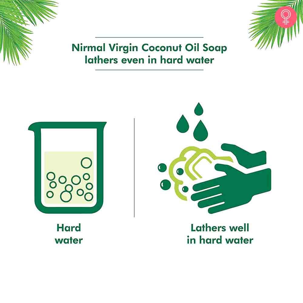 KLF Nirmal VCO Soap