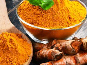Kachi Haldi Benefits for skin in hindi