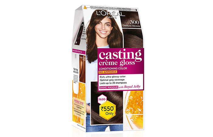 L'Oreal Paris Casting Crème Conditioning Color