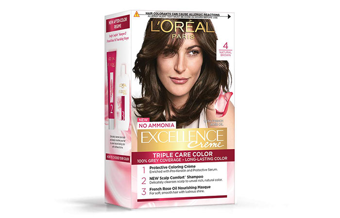 L'Oreal Paris Excellence Crème Hair Color