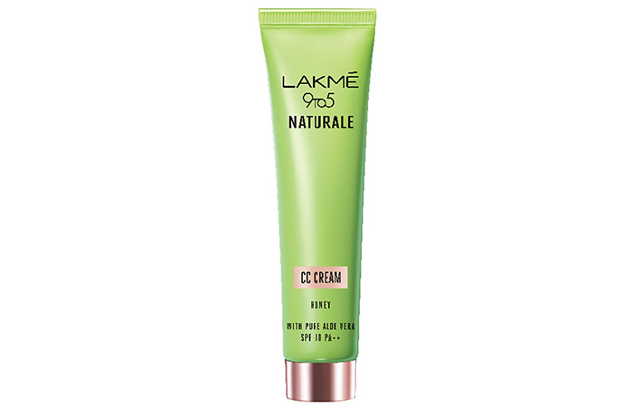 Lakme 9TO5 Naturale CC Cream