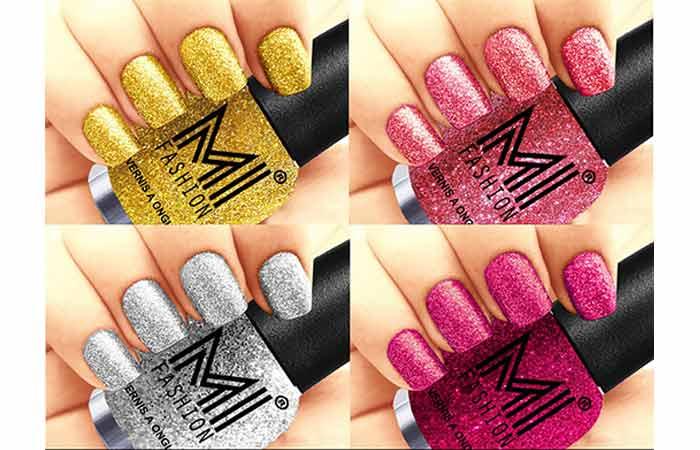 MI Fashion Platinum Collection – Golden Gold, Silver, Silver Gold, Radium
