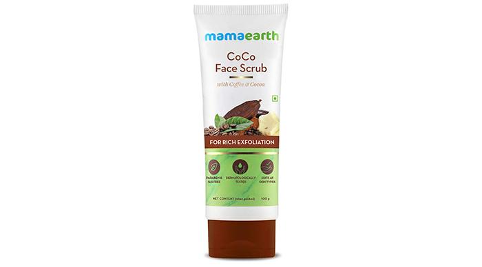 Mamaearth CoCo Face Scrub