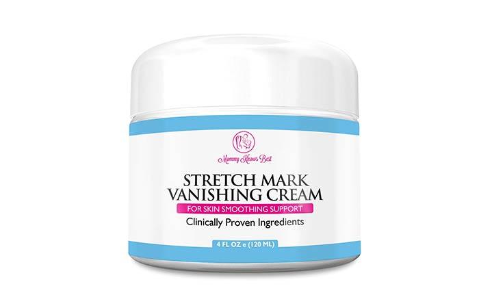 Mommy Knows Best Stretch Mark Vanishing Cream