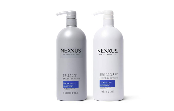 Nexxus Shampoo And Conditioner