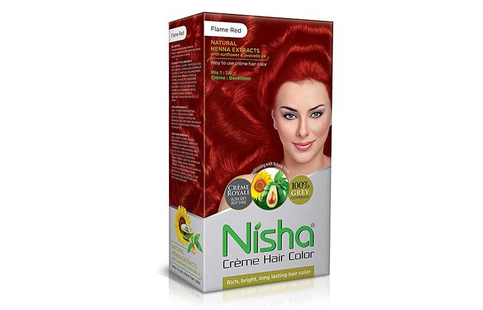 Nisha Crème Hair Color