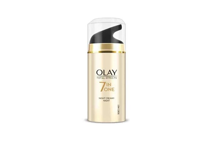 Olay Total Effects 7 in 1 Anti-Ageing Night Firming Cream