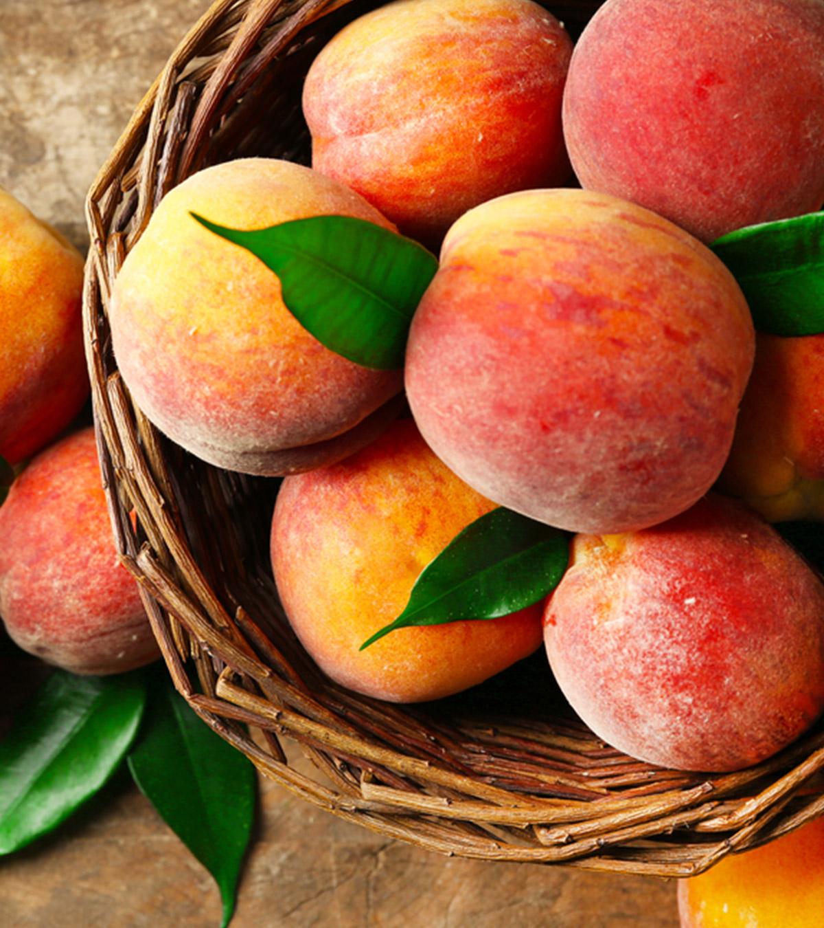Peach Aadu fruit Benefits