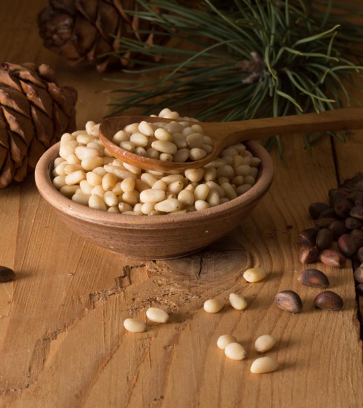 கண்ட டிப்ஸ் எல்லாம் எதற்கு?  உடல்எடையை குறைக்க தினமும் பைன் நட்ஸ் வாயில் போடுங்க! Pine Nuts for Weight Loss