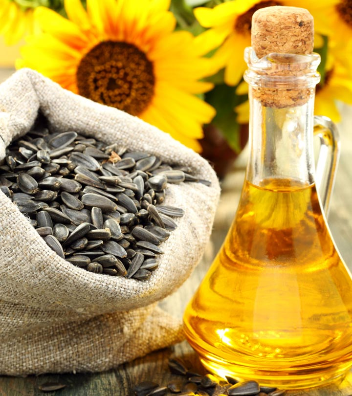 Sunflower Oil For Hair – How To Use It And Side Effects