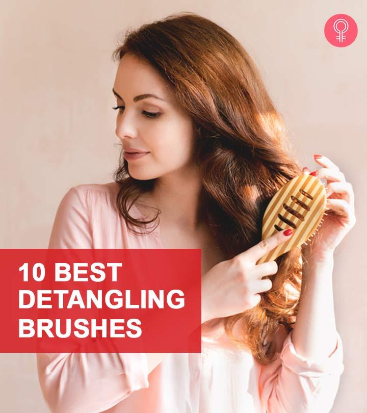 The 10 Best Detangling Brushes Of 2020