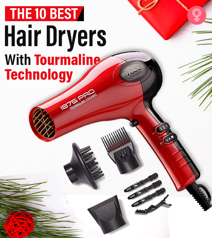 The 10 Best Hair Dryers With Tourmaline Technology