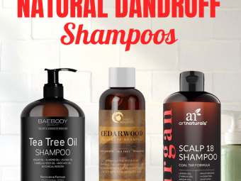 The 10 Best Natural Dandruff Shampoos