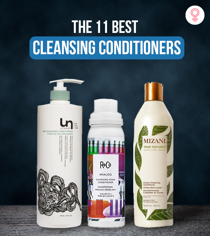 The 11 Best Cleansing Conditioners Of 2020