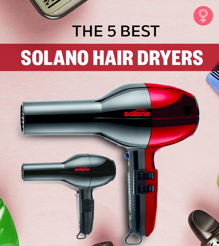 The 5 Best Solano Hair Dryers Of 2020