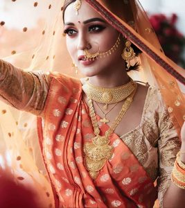 The Evolution Of Indian Bridal Jewellery Over The Years