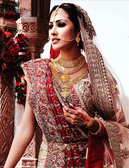 The Significance Of Bridal Jewellery Through History