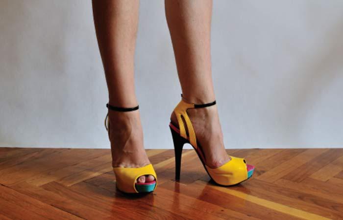 Thick Platform Heels