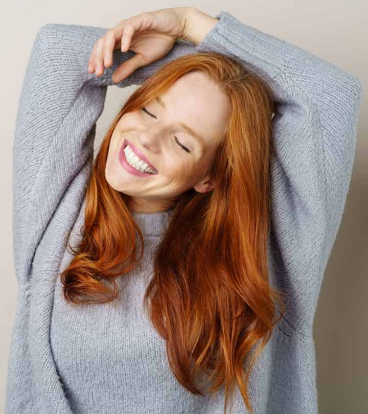 6 Best Dry Shampoos That Are Perfect For Red Hair