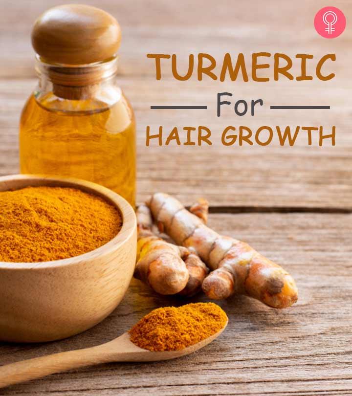 Turmeric For Hair Growth