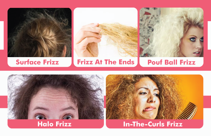 Types Of Frizzy Hair