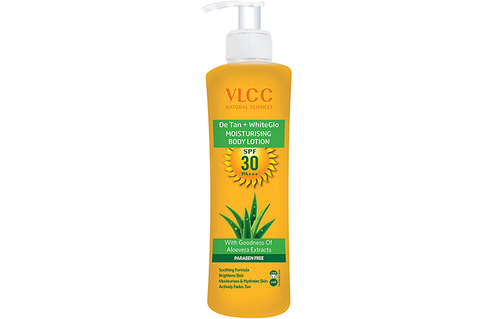 VLCC De-Tan + WhiteGlo Moisturising Body Lotion