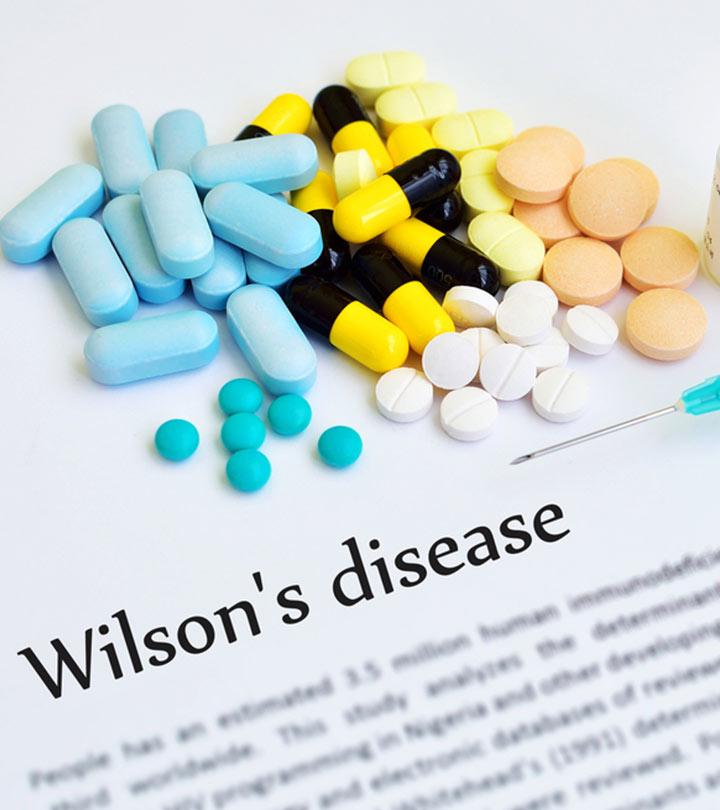 Wilson Disease in Hindi