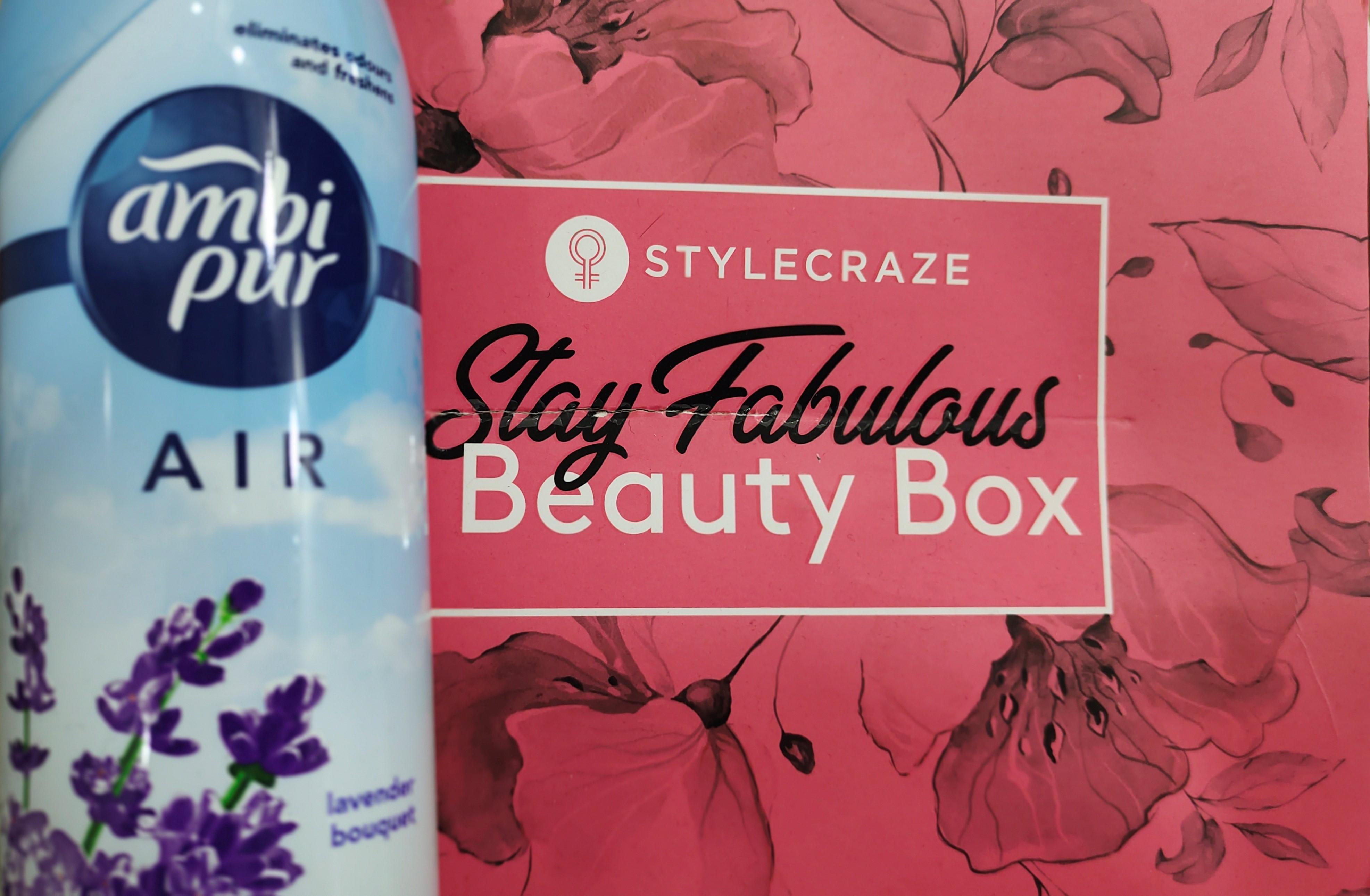 Ambipur Air Freshener Lavender Bouquet-MESMERIZING FRAGRANCE-By sakshicious_eskay-3