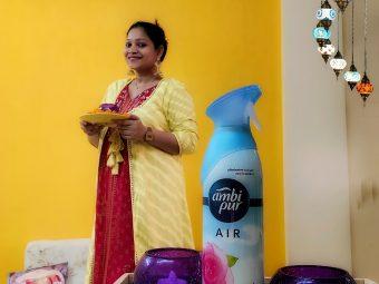 Ambi Pur Air Freshener – Rose and Blossom -Fresh Homes Forever-By sunita_k