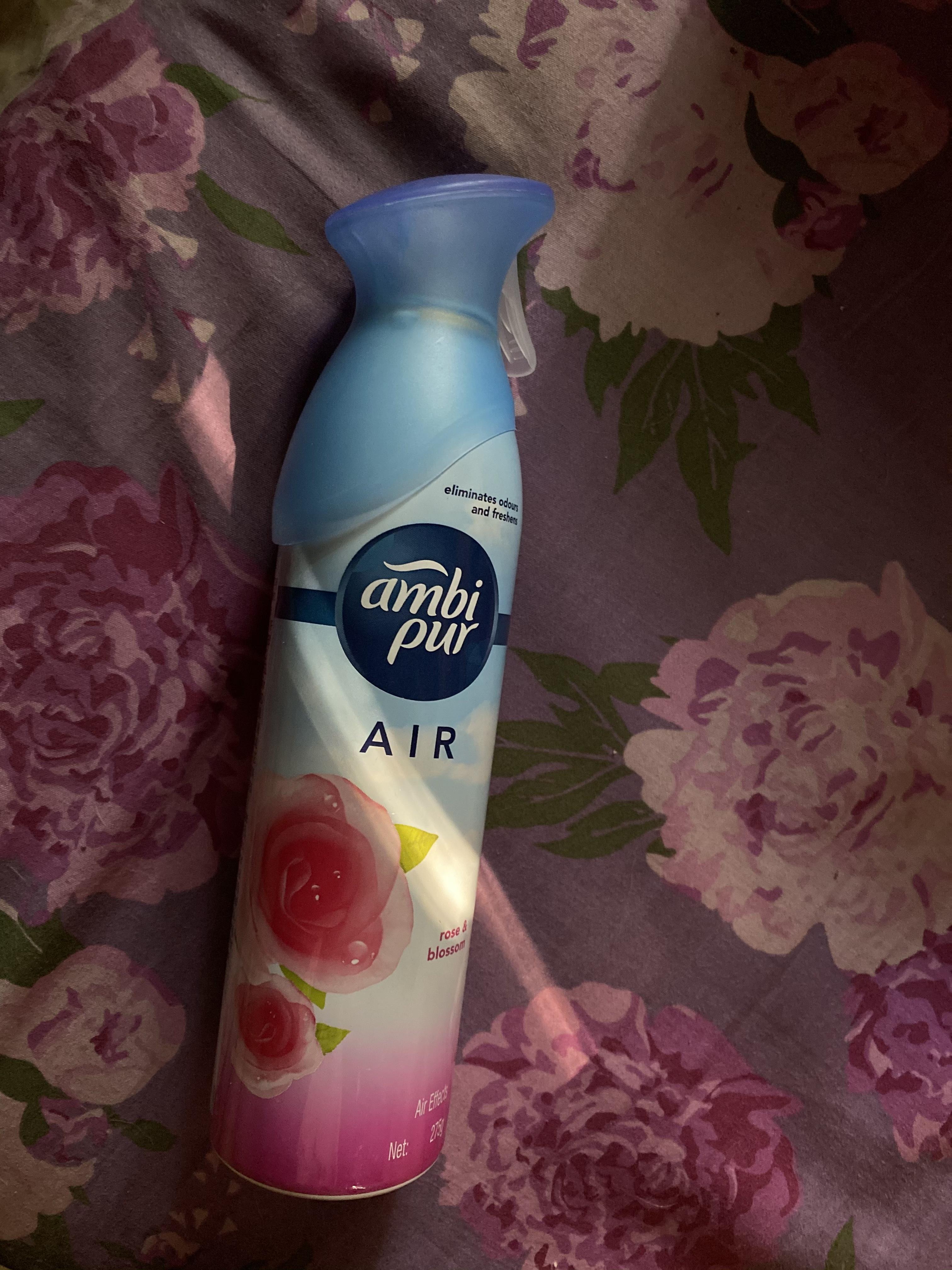 Ambi Pur Air Freshener – Rose and Blossom -Love the aroma-By suryatapa02