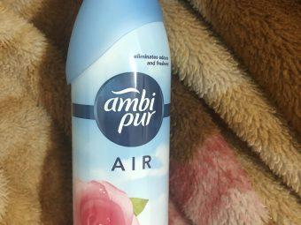 Ambi Pur Air Freshener – Rose and Blossom -Refreshing fragrance-By riyoo26