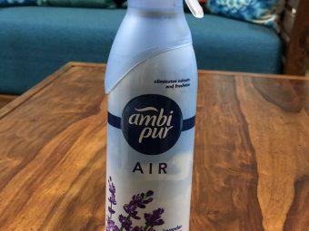 Ambipur Air Freshener Lavender Bouquet -Very nice fragrance-By chhaya_chaudhari
