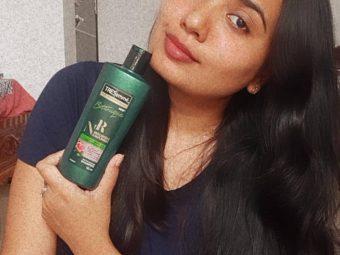 Tresemme Botanique Nourish And Replenish Shampoo -Good shampoo, no parabens-By soujanya90