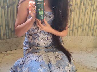 Tresemme Botanique Detox & Restore Shampoo -Hair smooth-By ahana_sengupta