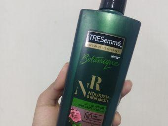 Tresemme Botanique Nourish And Replenish Shampoo -TRESEMME SHAMPOO REVIEW-By pritisha