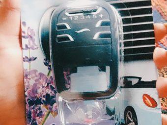 Ambipur Car Air Freshener Lavender Spa -Mild fragrance-By gupta_komal