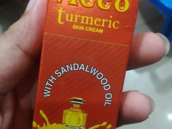 Vicco Turmeric Skin Cream -Product with goodness of turmeric-By vaishnavi11