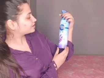 Ambipur Air Freshener Lavender Bouquet -Room freshner with amazing fragrance-By tipti_mishra