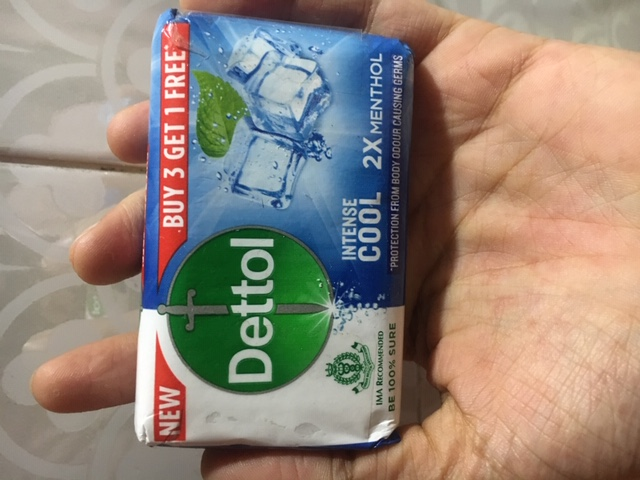 Dettol Cool Soap -Cooling Soap-By jyoti_sn
