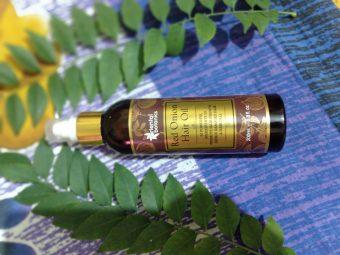 Oriental Botanics Red Onion Hair Growth Oil -So many oils in one wow-By gauri_shalini