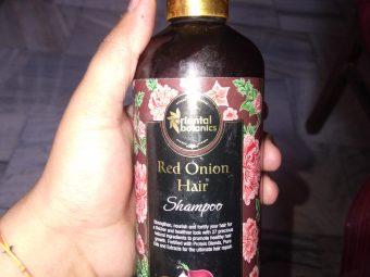 Oriental Botanics Red Onion Hair Shampoo -Onion shampoo for hair growth-By gauri_shalini