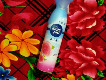 Ambi Pur Air Freshener – Rose and Blossom -Perfect Freshener for Room-By gouravfoodie