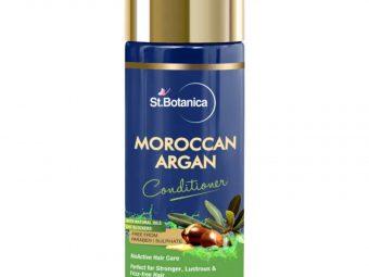 St.Botanica Professional Moroccan Argan Conditioner pic 2-Damage repair-By deenapaike13