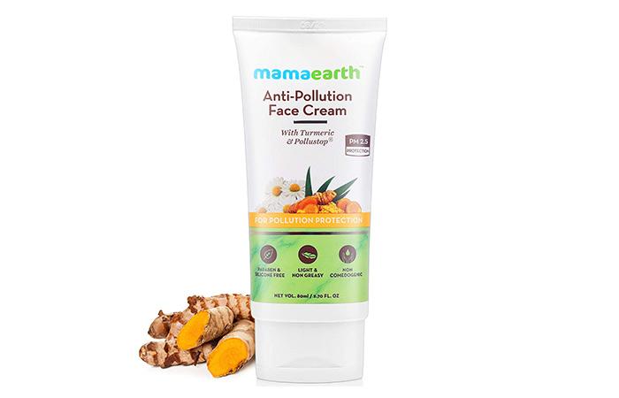 mamaearth Anti-Pollution Daily Face Cream