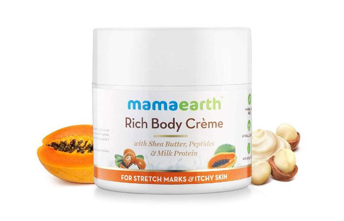 mamaearth Rich Body Creme