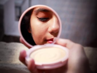 MyGlamm K.PLAY FLAVOURED COMPACT -MyGlam flavoured compact-By shruti_margade_