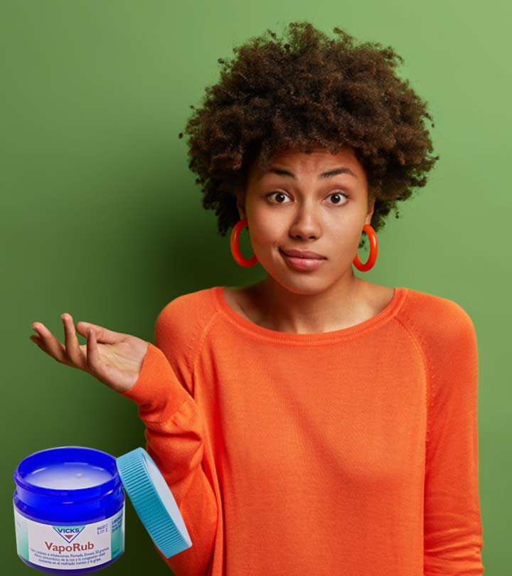 Should You Try Vicks VapoRub For Hair Growth?