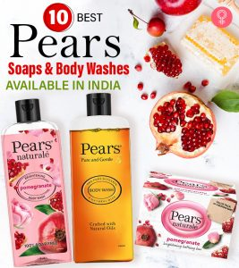 10 Best Pears Soaps And Body Washes Available In India