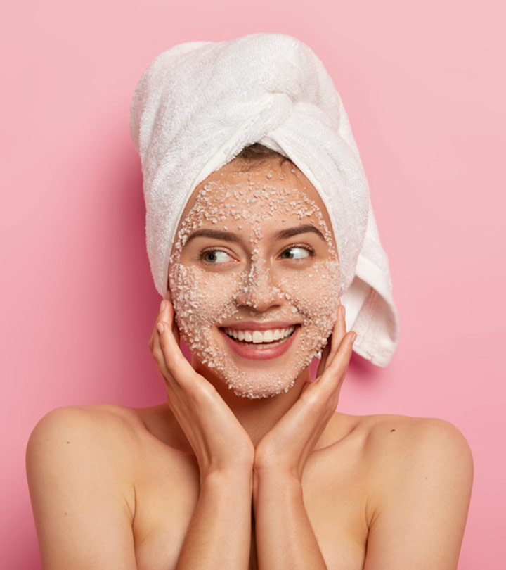 11 Best Vegan Face Scrubs Of 2021 To Exfoliate Your Way To Flawless Skin! (With Reviews)