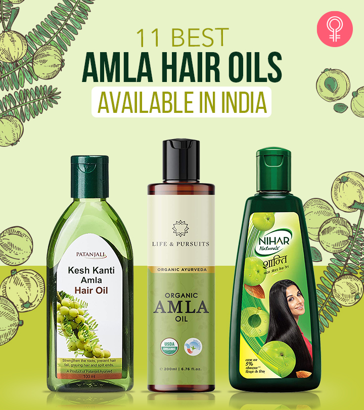 11 Best Amla Hair Oils Available In India
